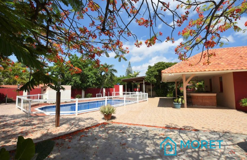 Julianadorp home with pool